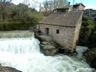 Río Cega,Santa Águeda–Pedraza; parque natural gorbea las mejores rutas de senderismo rutas sierr